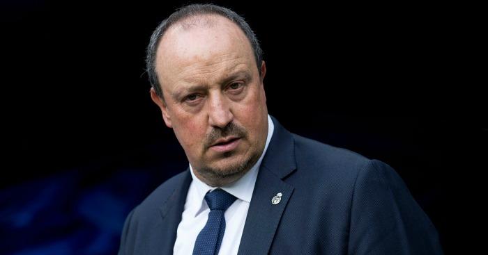 Rafael Benitez: No experience of relegation fights, says Jermain Defoe