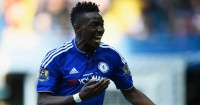 Bertrand Traore: Scored against Stoke