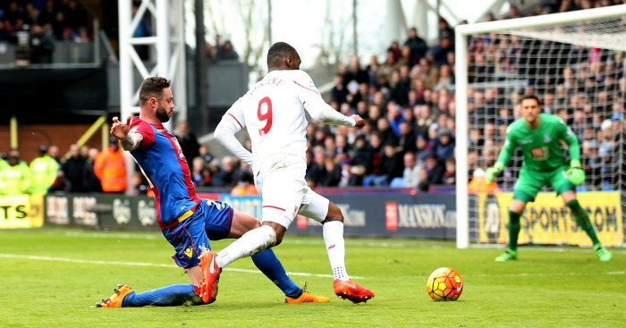Damien Delaney: Says he did not touch Christian Benteke