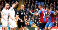 Damien Delaney: Said Christian Benteke dived to win penalty