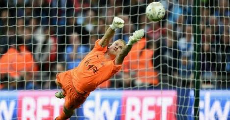 Daniel Bentley: Goalkeeper interesting a host of clubs