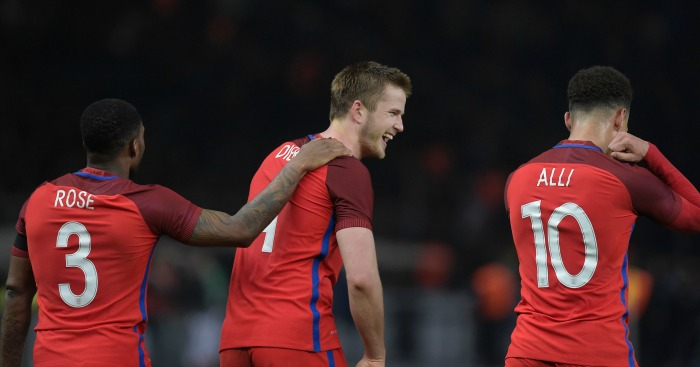 Eric Dier: Praise for Danny Rose and Dele Alli