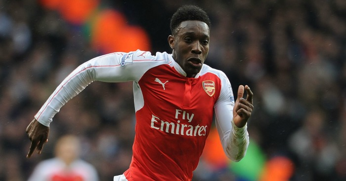 Danny Welbeck: Arsenal and England striker out for nine months