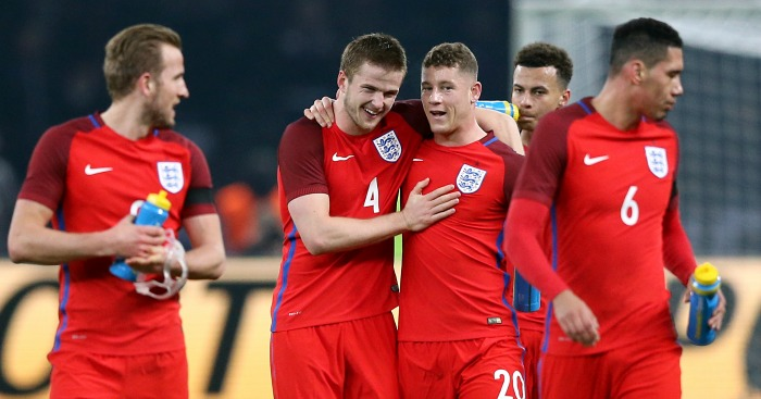 England: Have the quality to create lots of chances, says Roy Hodgson