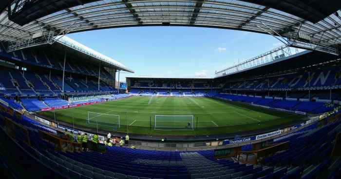 Everton: Set to close