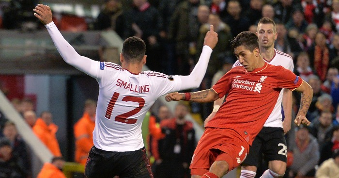 Roberto Firmino: Scored the second goal for Liverpool