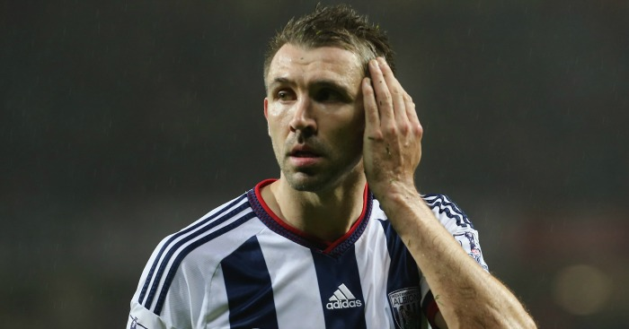Gareth McAuley: Expects to sign new West Brom contract