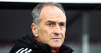 Francesco Guidolin: Missing from dugout for Arsenal clash