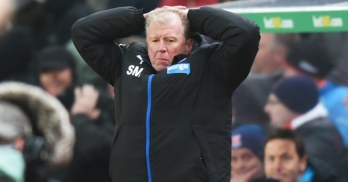 Steve McClaren: Newcastle United future may be decided on Monday