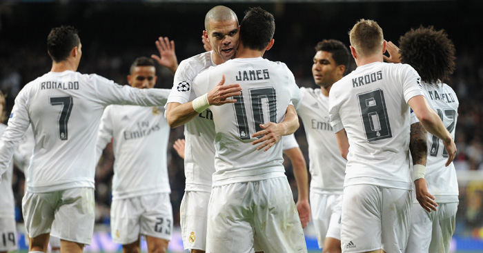 Real Madrid: Top of the shop