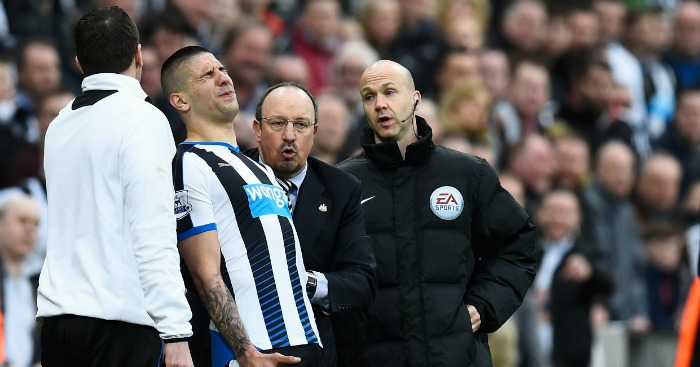 Aleksandar Mitrovic: Offers apology to the team doctor