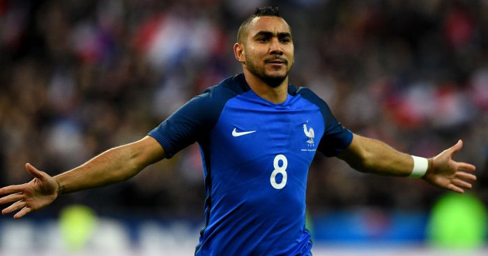Dimitri Payet: Starring for France