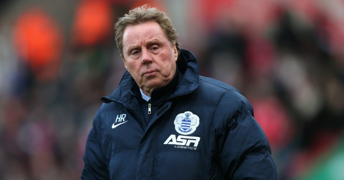 Harry Redknapp: Fancies Boro job