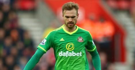 Jan Kirchhoff: Feeling upbeat after Sunderland drew at Newcastle