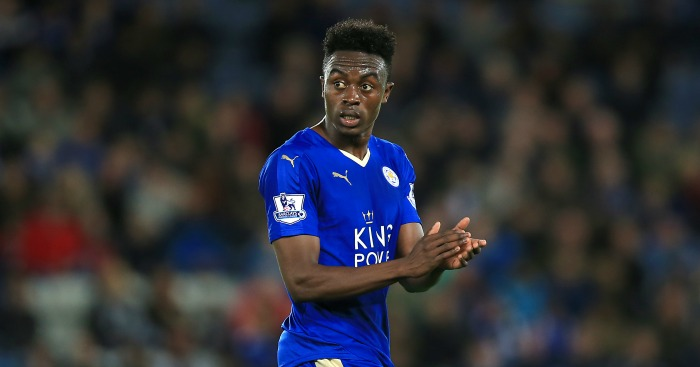 Joseph Dodoo: Wanted at Huddersfield