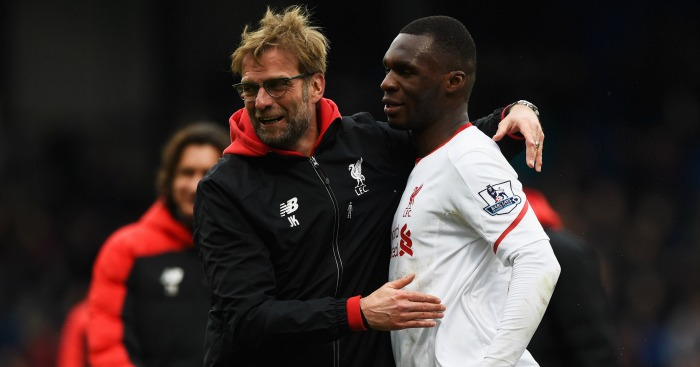 Christian Benteke: Told his time at Liverpool is up