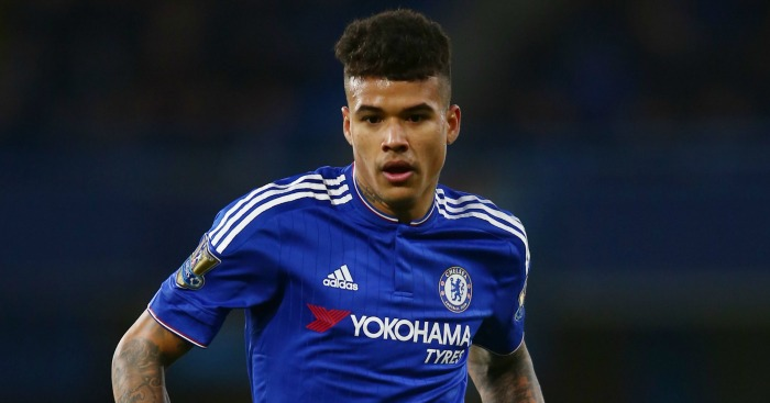 Kenedy: One of several Chelsea loanees
