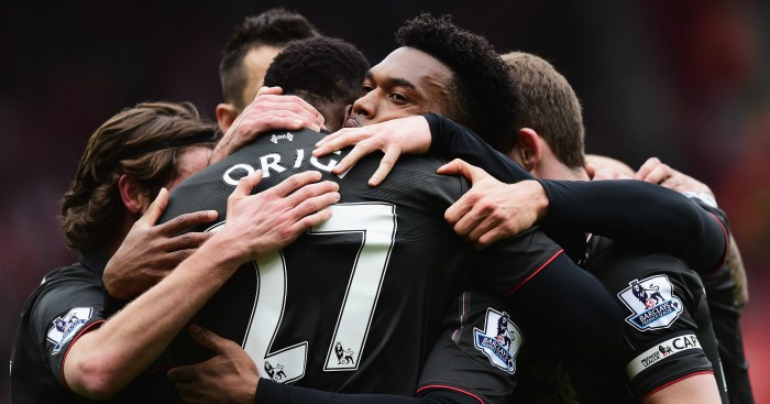Liverpool: Had goal disallowed when 2-0 up at Southampton
