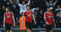 Man United: Players show their disappointment