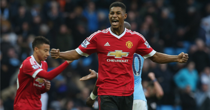Marcus Rashford: Could be France bound