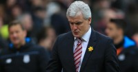 Mark Hughes: Frustrated by Stoke defeat