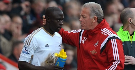 Modou Barrow: Signs new contract
