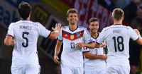 Germany: One of the favourites to win the Euros