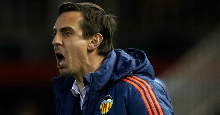 Gary Neville: Back on the big screen