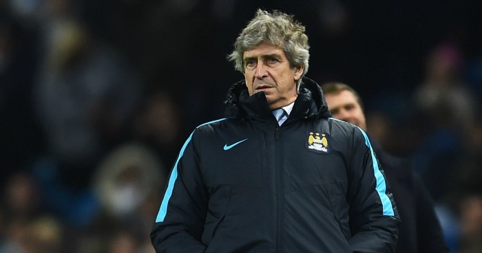 Manuel Pellegrini: Believes he would have been replaced no matter what