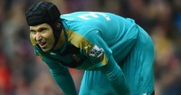 Petr Cech: Happy with come-from-behind victory