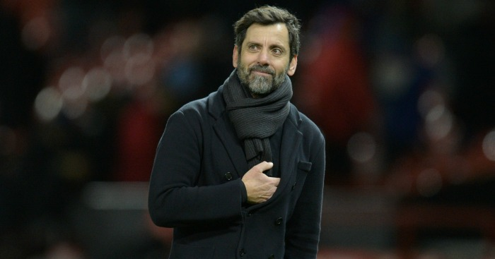 Quique Sanchez Flores: Watford contract talks on hold for now