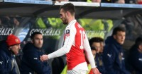 Aaron Ramsey: Reportedly sidelined for up to six weeks