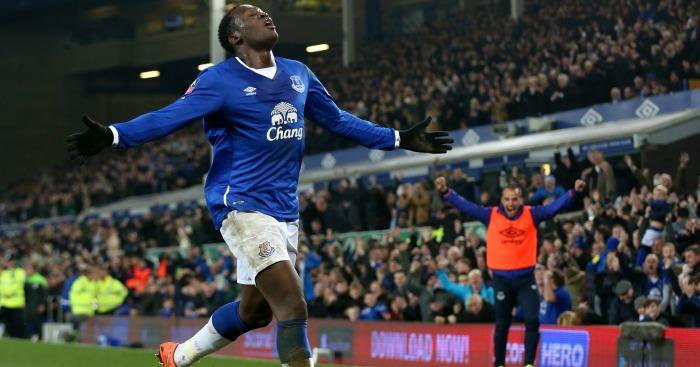 Romelu Lukaku: Striker opted to stay at Everton