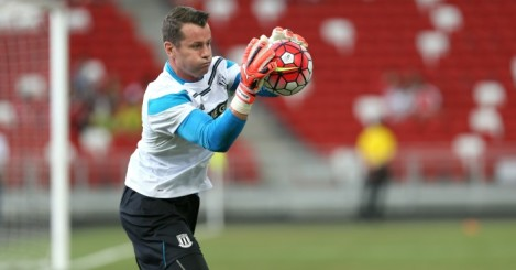 Shay Given: Did SSN really speak to Stoke City goalkeeper?