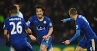 Shinji Okazaki: Linked with move to Milan