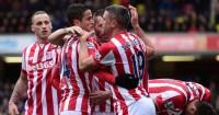 Stoke: Important win at Watford