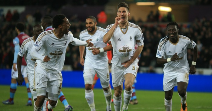 Federico Fernandez: Scored the winner for the Swans