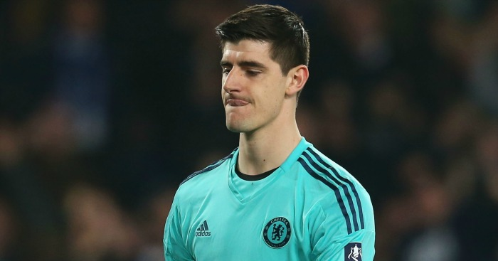Thibaut Courtois: Future at Chelsea remains uncertain