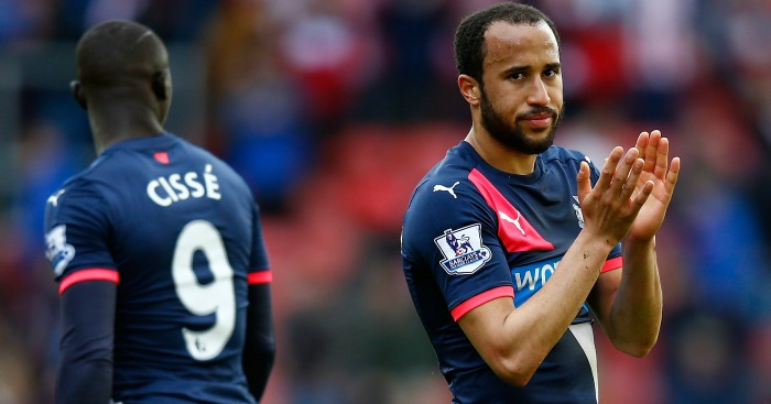 Andros Townsend: Tipped to stay at Newcastle