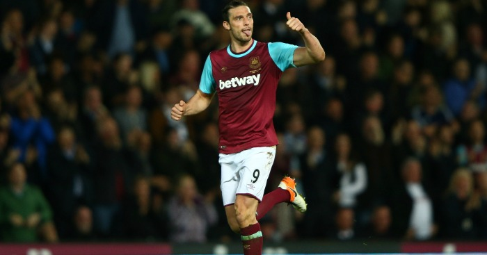 Andy Carroll: Admired by Chinese Super League clubs