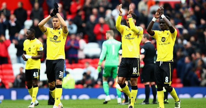 Aston Villa: Relegated after defeat to Manchester United