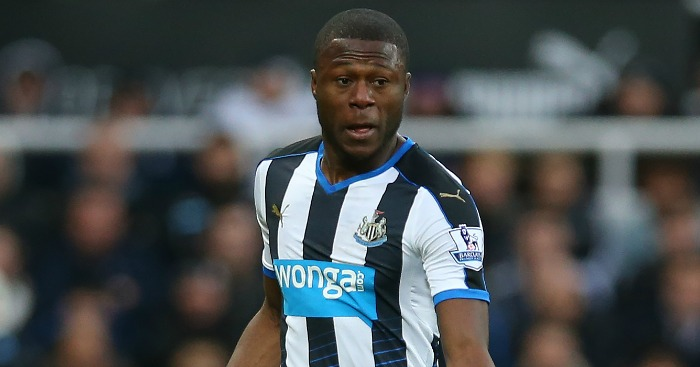 Chancel Mbemba: Relishing playing under Rafael Benitez