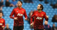 Chris Smalling: Enjoys playin with Daley Blind