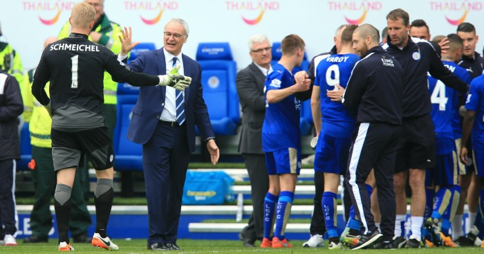 Claudio Ranieri: Efforts catch home country's imagination