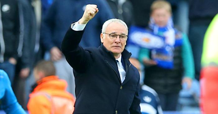 Claudio Ranieri: Happy with win in Europe