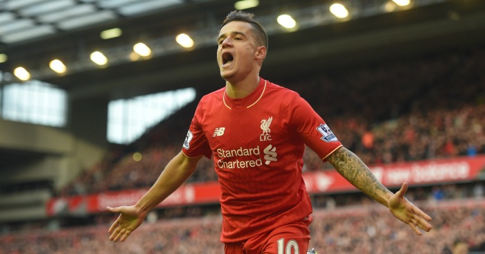 Philippe Coutinho: Insists he has no desire to leave Liverpool