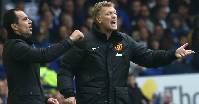 David Moyes: Hits out at his treatment