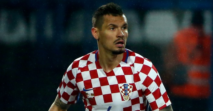 Dejan Lovren: Has ironed out his differences