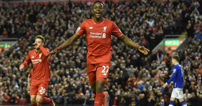 Divock Origi: Unlikely to play again for Liverpool this season