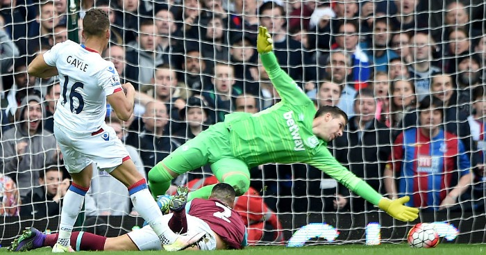 Dwight Gayle: Scored equaliser for Palace
